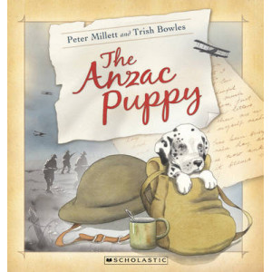ANZAC Puppy